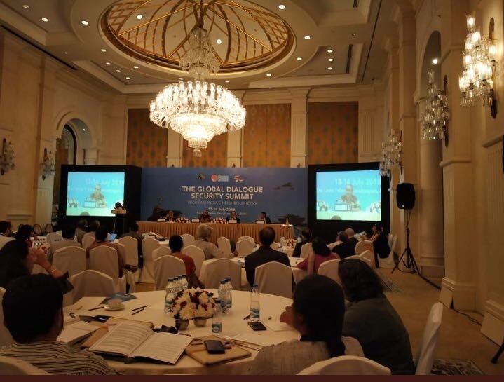 Global Dialogue security Summit