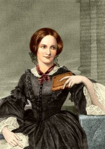 Author of Jane Eyre