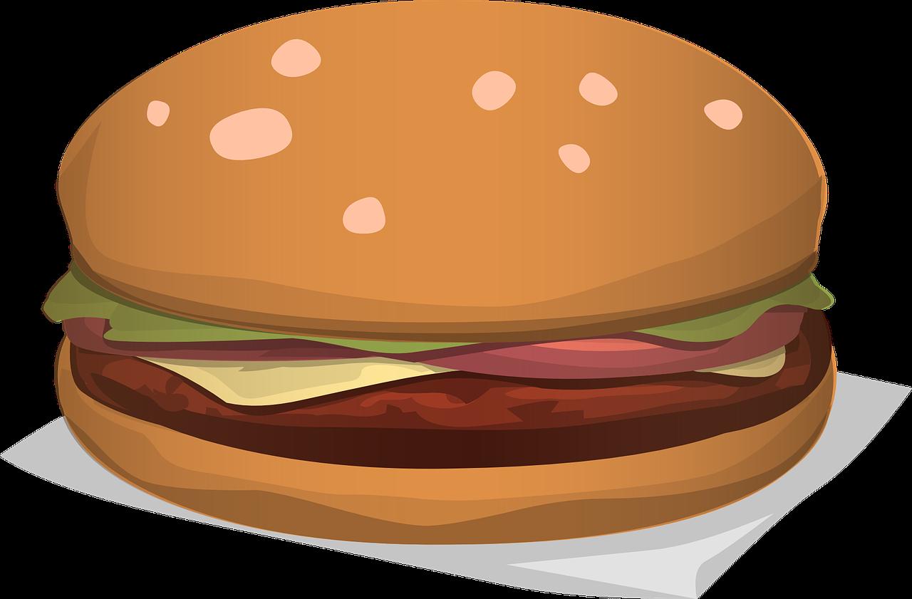 paragraph hamburger