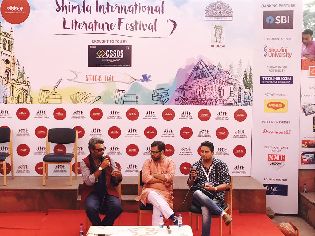 Shimla International Literature Festiva