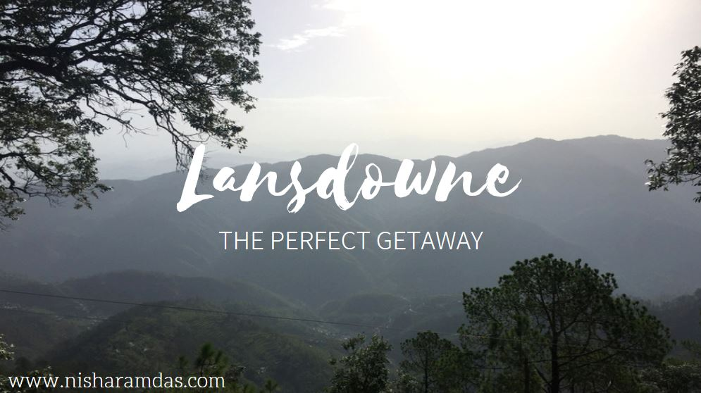 Lansdowne is a perfect weekend getaway