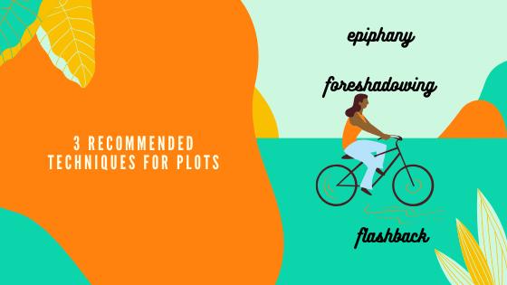Techniques for plots